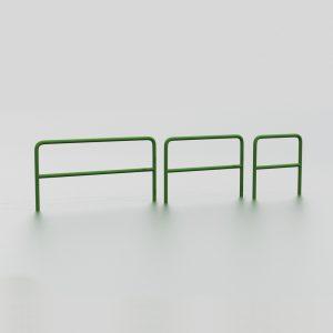 Arceaux renforcés proposés par le groupe Ingénia expert du mobilier urbain