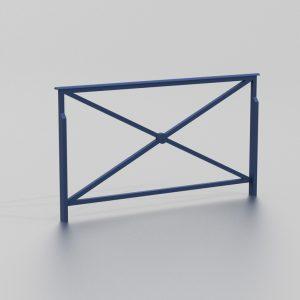 Barrière CANBERRA proposée par le groupe Ingénia expert du mobilier urbain