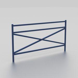 Barrière CASTRIE proposée par le groupe Ingénia expert du mobilier urbain