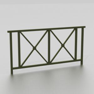 Barrière MINSK proposée par le groupe Ingénia expert du mobilier urbain