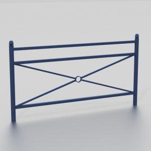 Barrière MONACO proposée par le groupe Ingénia expert du mobilier urbain